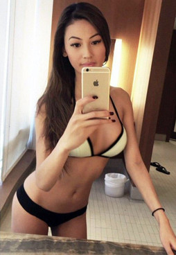 Amateur asian girlfriends take erotic..